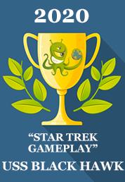 Tournament of Simulations 2020: Star Trek Gameplay