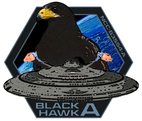 Black Hawk Patch